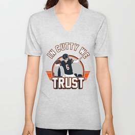 "The Victrs ""In Cutty We Trust"" Unisex V-Neck"