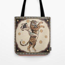 Amazona (tattooed) Tote Bag