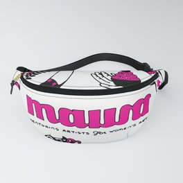 Pink! Sarah Thiessen's Design for MAWA Fanny Pack