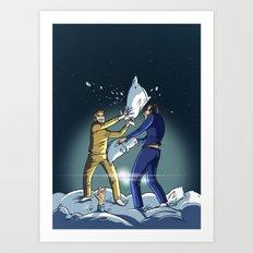 KWeb #9: Star Trek Art Print