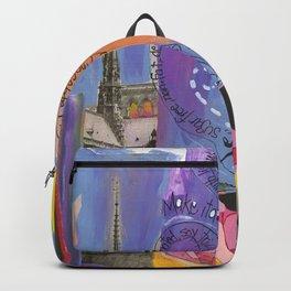 Who Wants Coffee Backpack