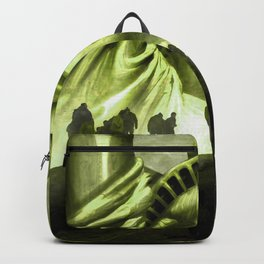 Tourist Destination - Statue of Liberty Style Backpack