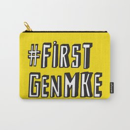 #FirstGenMke Carry-All Pouch
