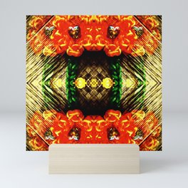 Creating a Flower Mini Art Print