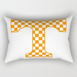 "Tennessee ""Checkeboard"" Rectangular Pillow"