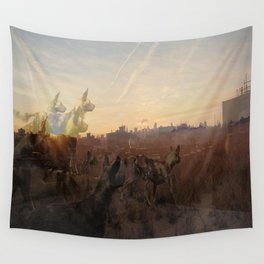 wilderness 5 Wall Tapestry