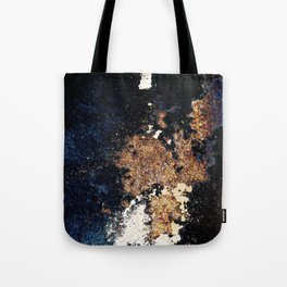 Alien Continents ruined wall texture grunge Tote Bag
