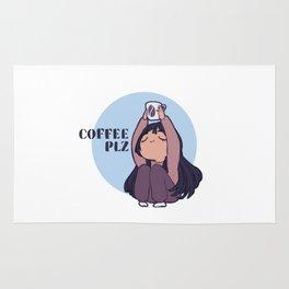 Coffee PLZ Rug