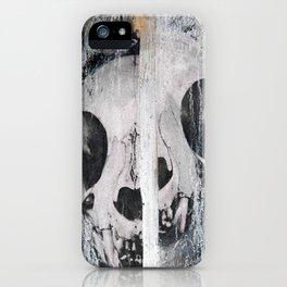 Grimalkin iPhone Case