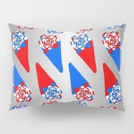 Festive Warheads Pillow Sham