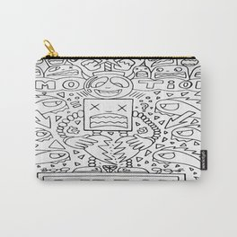 Emotional Wreck Carry-All Pouch