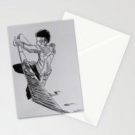 Levi - 2  Stationery Cards