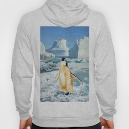 Penguin Chick In The Arctic Hoody
