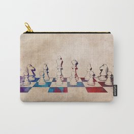 chess #chess #sport Carry-All Pouch