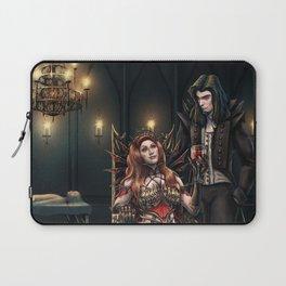 Vampire Feast Commission Laptop Sleeve