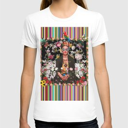 b1b8912c6 Frida OTT Kahlo You Are Too Much T-shirt