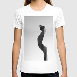 sculture T-shirt