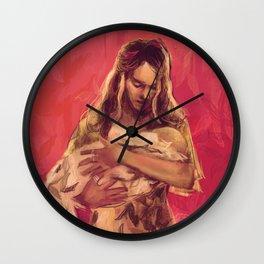 Mamma Mia! Wall Clock