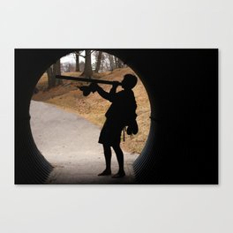 djembe Canvas Print