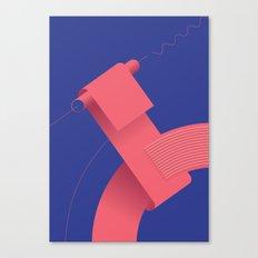 Composition 4 Canvas Print