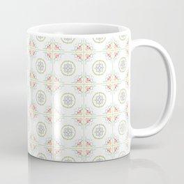 Patchwork Folk Coffee Mug