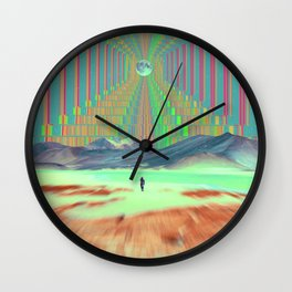 The Ultimate Experience Wall Clock