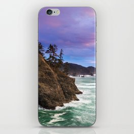 Thunder Rock Cove Sunset iPhone Skin