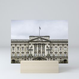 Her Majesty's Office Mini Art Print