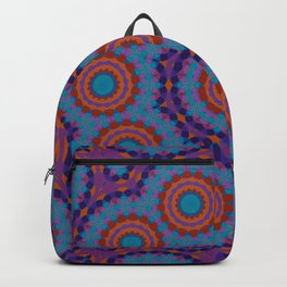 Mosaic Mandala Backpack
