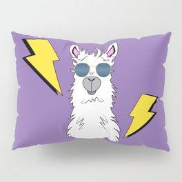 Drama Llama (Purple) Pillow Sham