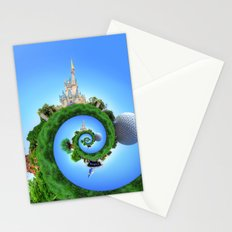 WDW Icons Stationery Cards