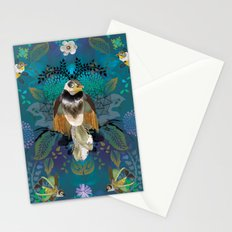 Blissful Birds Stationery Cards