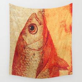 Piscibus 11 Wall Tapestry