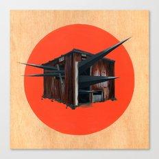 Sheds & Shacks | No:3 Canvas Print