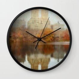 Elegance of Yesterday Wall Clock