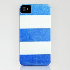 Summer Stripes 3493 iPhone (4, 4s) Slim Case
