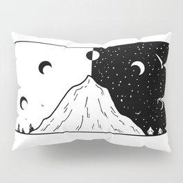 Phases de la lune 2 Pillow Sham