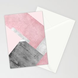 Modern Mountain No1-P1 Stationery Cards