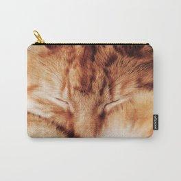 Garfield Sleeps Carry-All Pouch