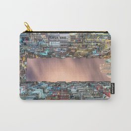 Hong Kong architecture Carry-All Pouch