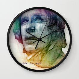 The Eighth Doctor Wall Clock