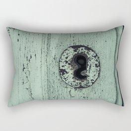 keyhole Rectangular Pillow
