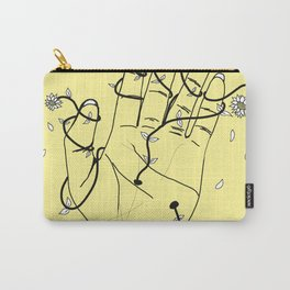 oxygen (yellow) Carry-All Pouch