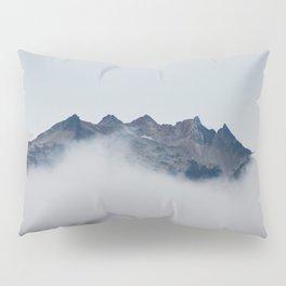 Foggy Mountains Pillow Sham