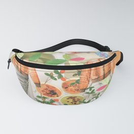 Propagation 2 Fanny Pack