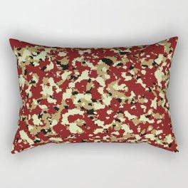 Digicam 10 - Chocolate Rectangular Pillow