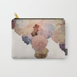 Florals // Pattern III Carry-All Pouch