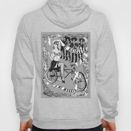 My Bicycle or My Death Hoody