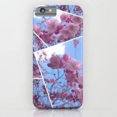 Cherry Tree Blossom Slim Case iPhone 6s