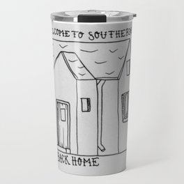 Southern California House 2 Travel Mug